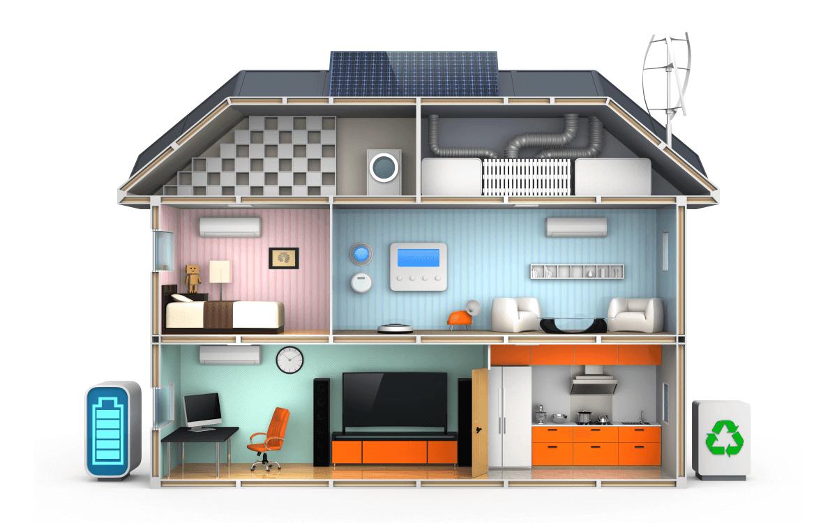 家庭用蓄電池を導入する3つのメリット